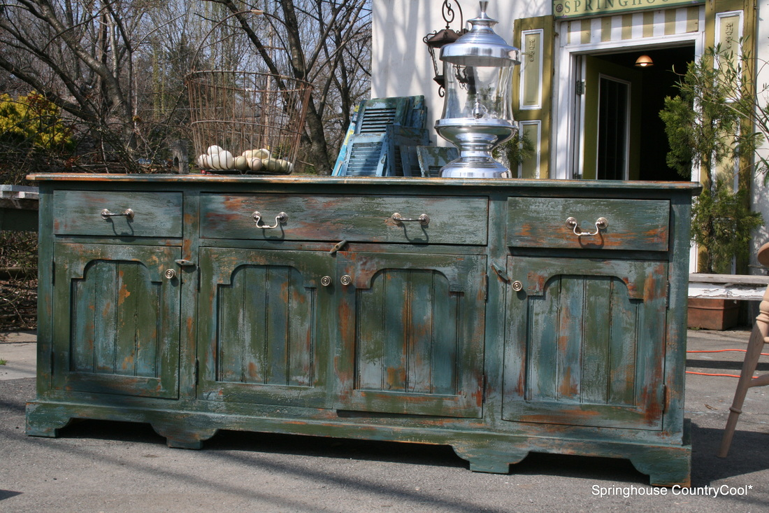 Beautiful Handcrafted Sideboards And Tables From Reclaimed